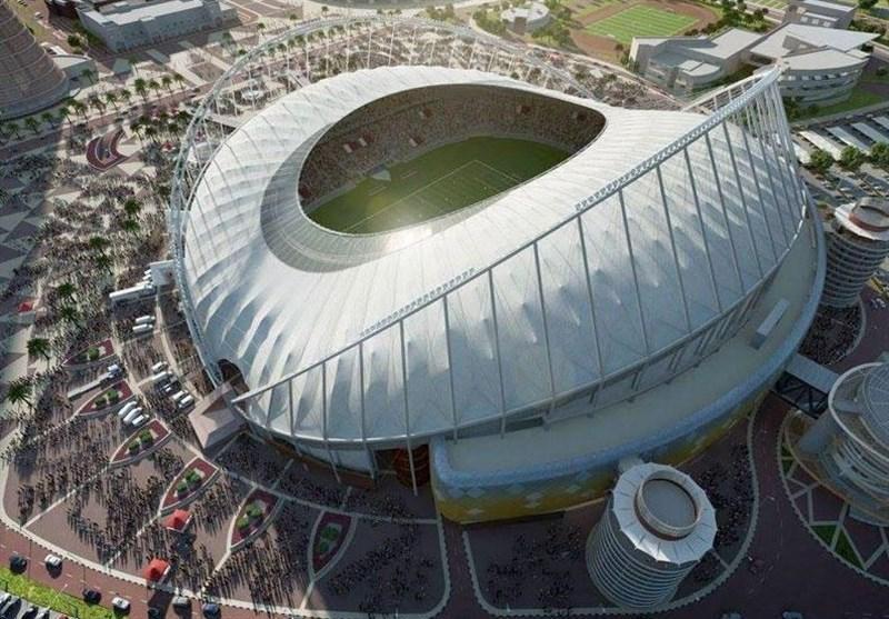 الدحیل - پرسپولیس؛ در استادیوم مجهز به کولر + تصاویر