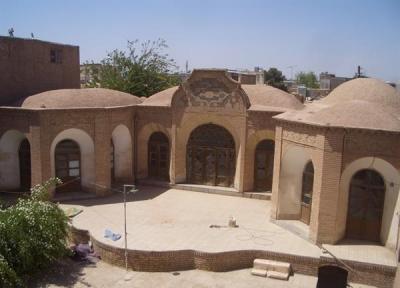 شروع فاز دوم مرمت خانه تاریخی غفاری در کرمان