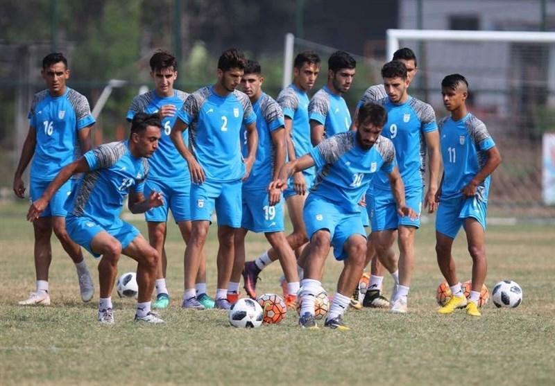 اعلام اسامی گروه دوم بازیکنان دعوت گردیده به اردوی تیم فوتبال امید