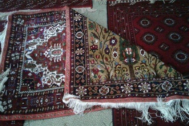 نفیس ترین فرش های دنیا منزوی و منزوی تر می شوند