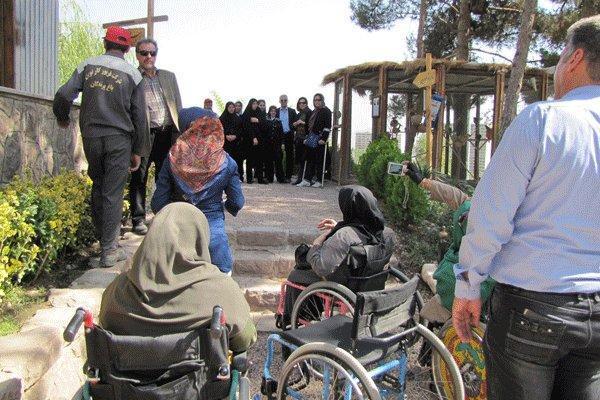 اولین دوره آموزشی الزامات گردشگری معلولان در گرگان برگزار می گردد