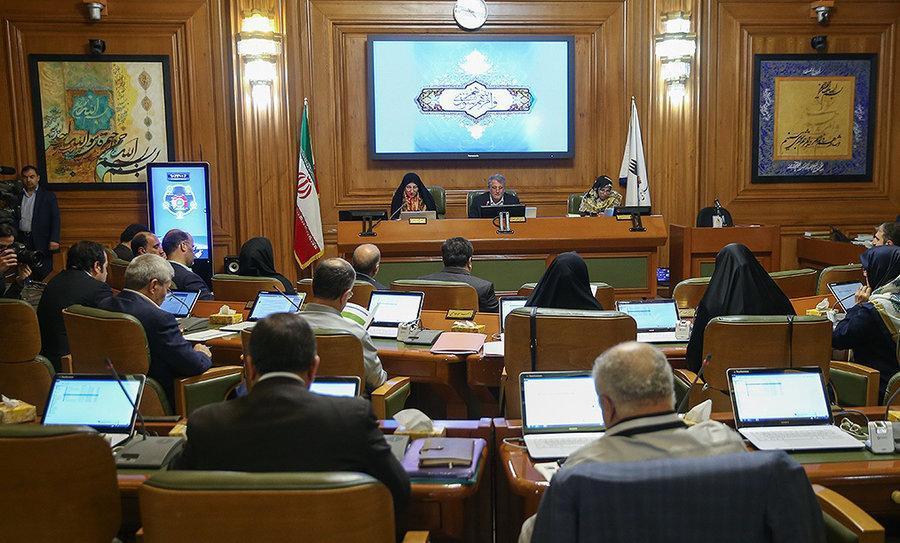 موافقت اعضا شورا با یک فوریت طرح اعطا تخفیف برای تردد ممنوع در پایتخت