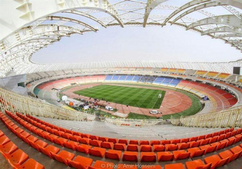 تاکید سلطانی فر بر ضرورت تکمیل استادیوم نقش دنیا تا دربی اصفهان