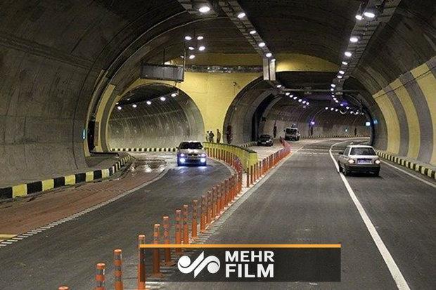 تونل دوم آزادی در جهت ایلام- سرابله اجرا می گردد