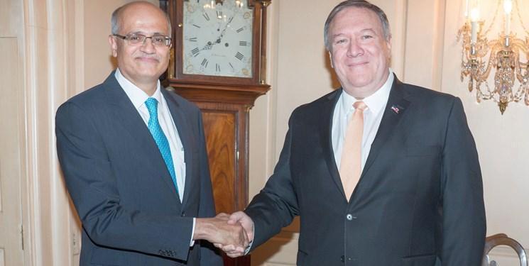 ایران یکی از محورهای دیدار مقام های ارشد آمریکا و هند