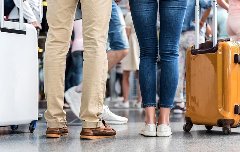 6 راه هوشمندانه برای داشتن کفش مناسب برای سفر
