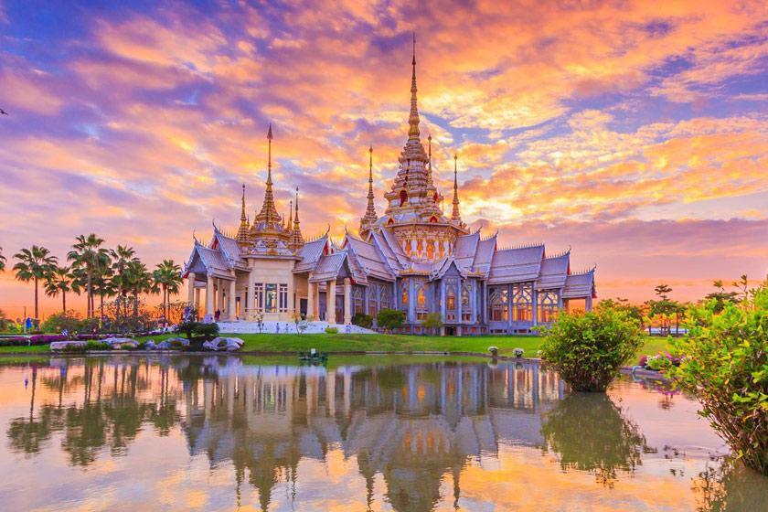 تایلند در سال آینده میزبان 40 میلیون گردشگر خواهد بود
