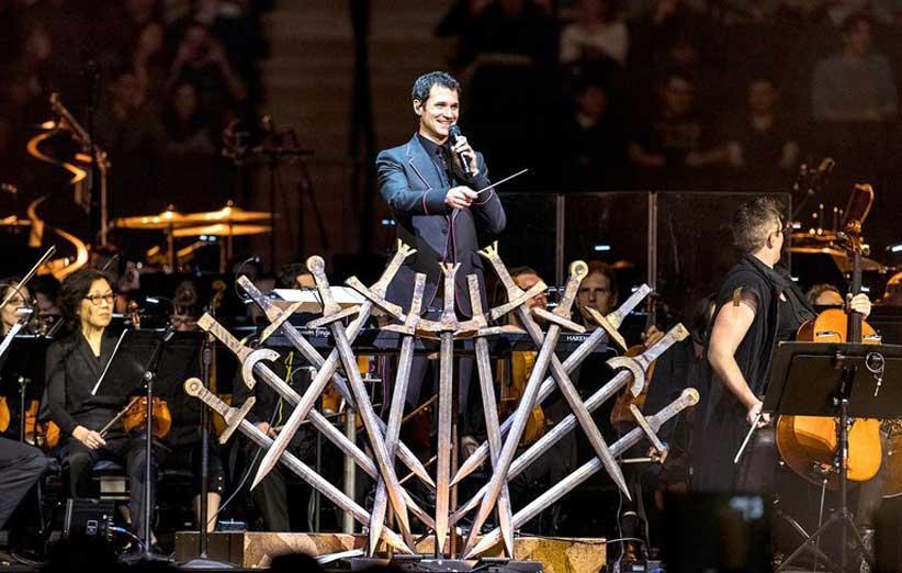 رامین جوادی آهنگساز ایرانی الاصل بازی تاج و تخت از موسیقی گیم آف ترونز می گوید