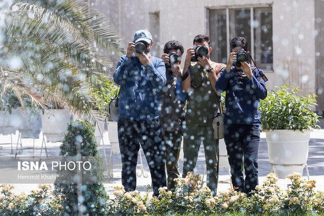آنالیز مدارک متقاضیان طرح ترافیک خبرنگاری در کارگروه هفت نفره