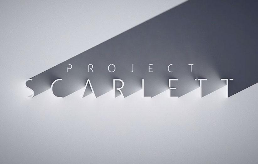 پروژه اسکارلت، نسل بعدی ایکس باکس، انتها سال 2020 عرضه می گردد