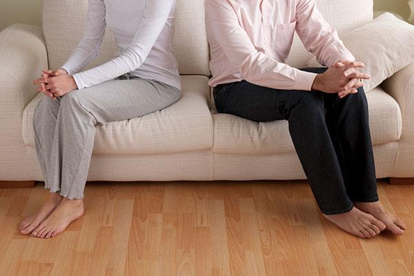 برای زن و شوهرانی که دیگر حرفی برای گفتن ندارند