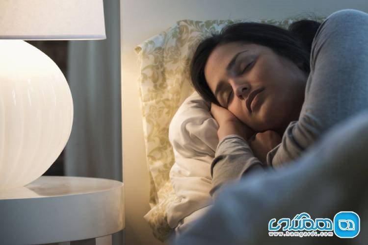 برای جلوگیری از چاقی در چه فضایی بخوابید