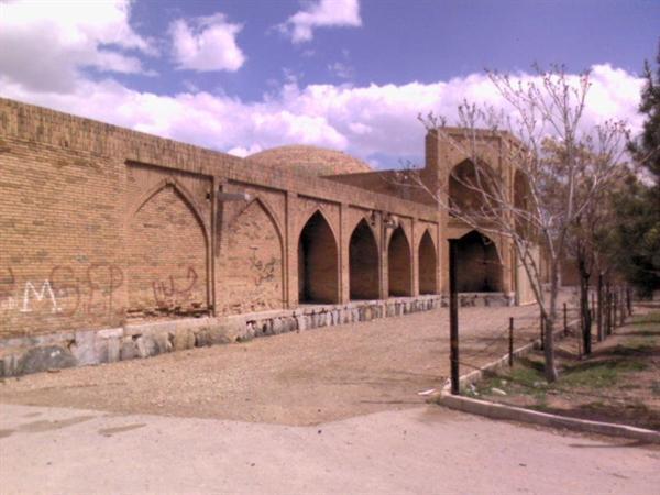 عرصه و حریم 3 کاروانسرا در استان اصفهان مشخص می گردد