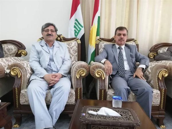 زمینه های همکاری های ایران و کردستان عراق در حوزه گردشگری آنالیز شد