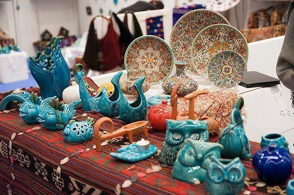 2 فروشگاه صنایع دستی در اراک افتتاح می شود