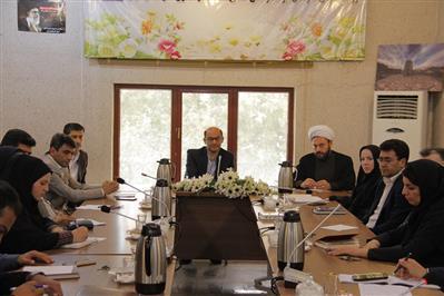 برگزاری کمیته تبلیغات و اطلاع رسانی ستاد سفر آذربایجان غربی