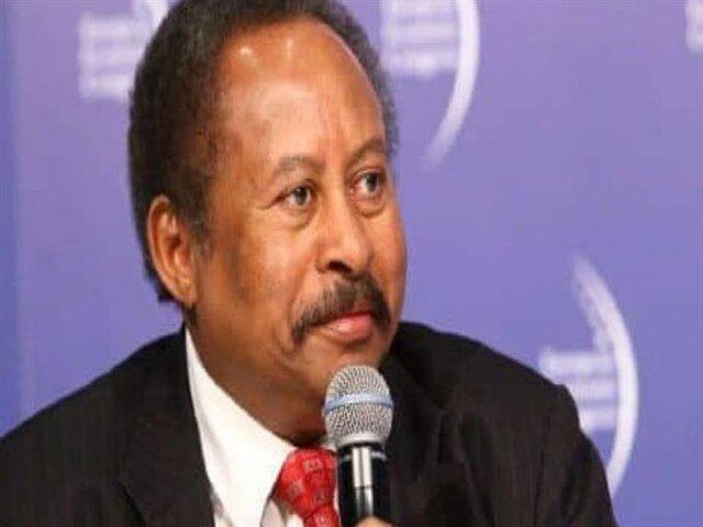 ماکرون نخست وزیر سودان را به فرانسه دعوت کرد