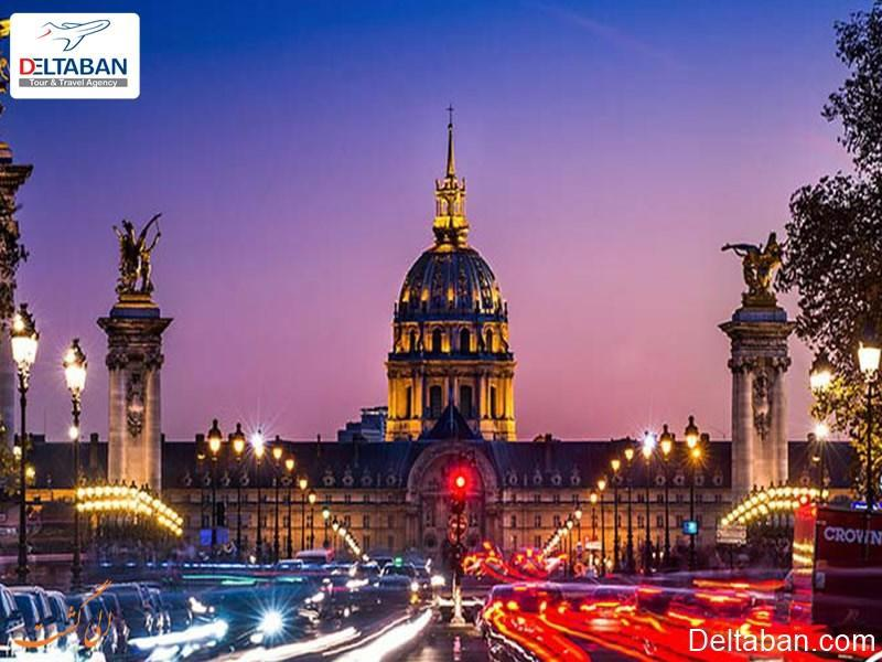 بهترین خیابان های پاریس برای خرید