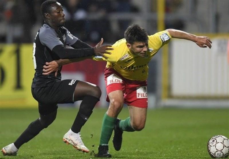 ژوپیلر لیگ بلژیک، فرار یوپن از شکست خانگی در غیاب بازیکنان ایرانی