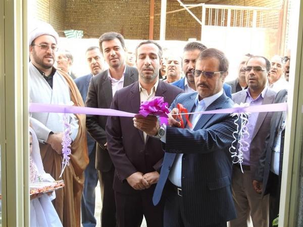 اولین دفتر خدمات مسافرتی شهباز در استان مرکزی افتتاح شد