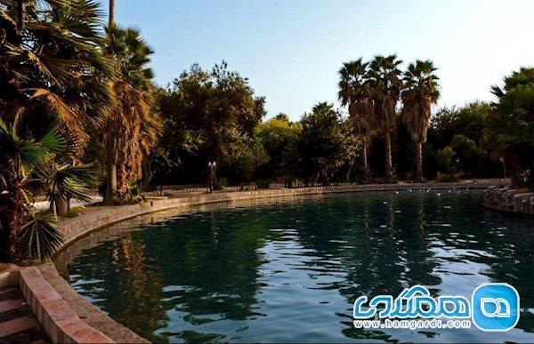 باغ چشمه بلقیس چرام ، رویایی در واقعیت