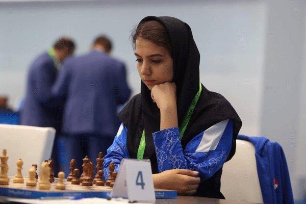 خادم الشریعه و فیروزجا برترین شطرنجبازان ایران در رده بندی فیده