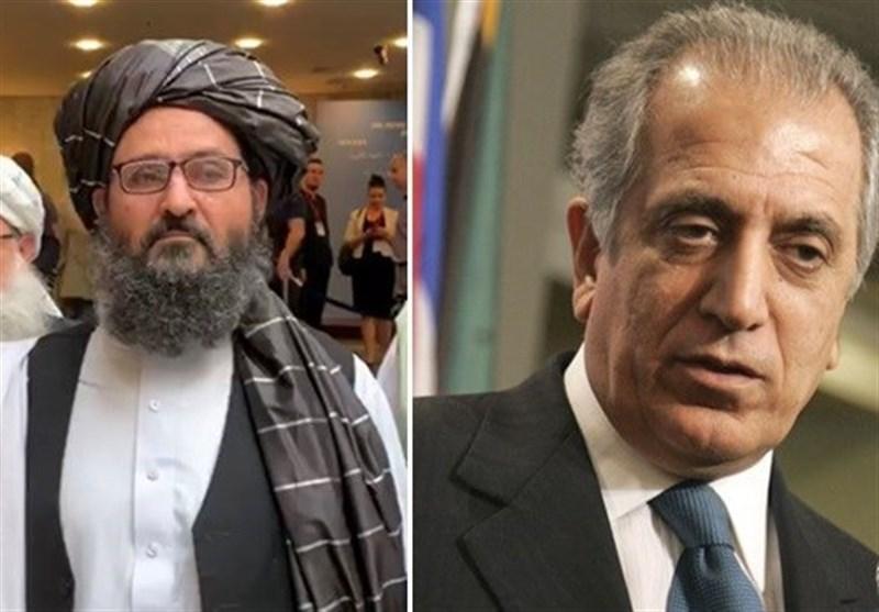 اخبار تایید نشده از دیدار خلیلزاد و طالبان در پاکستان