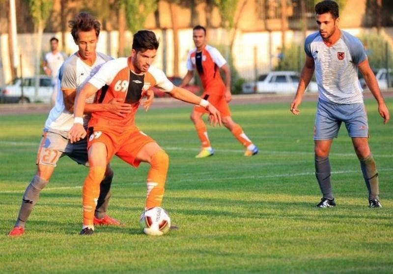 لیگ دسته اول فوتبال، تساوی آرمان گهر و مس رفسنجان در آخرین بازی هفته