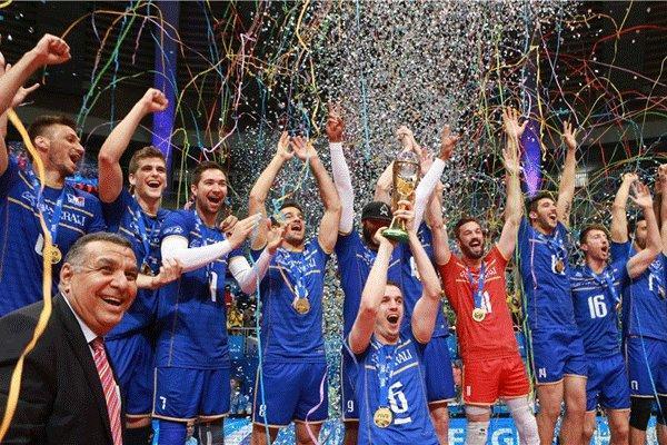 رده بندی نهایی 32 تیم حاضر در لیگ جهانی والیبال، ایران هفتم شد