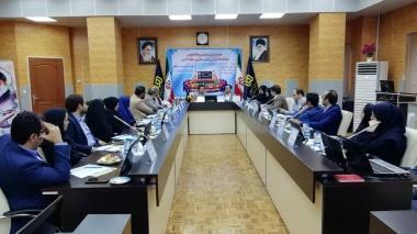 جشنواره روابط عمومی های برتر دانشگاه ها و مراکز پژوهشی و فناوری در دانشگاه شهید مدنی برپا شد