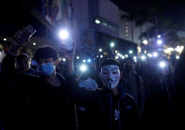 معترضان هنگ کنگی برای جلب حمایت سراغ کنسولگری ها رفتند