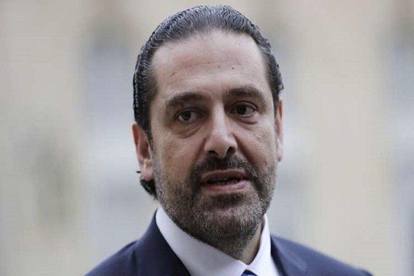 گفتگوی تلفنی سعد الحریری با وزیر انگلیسی