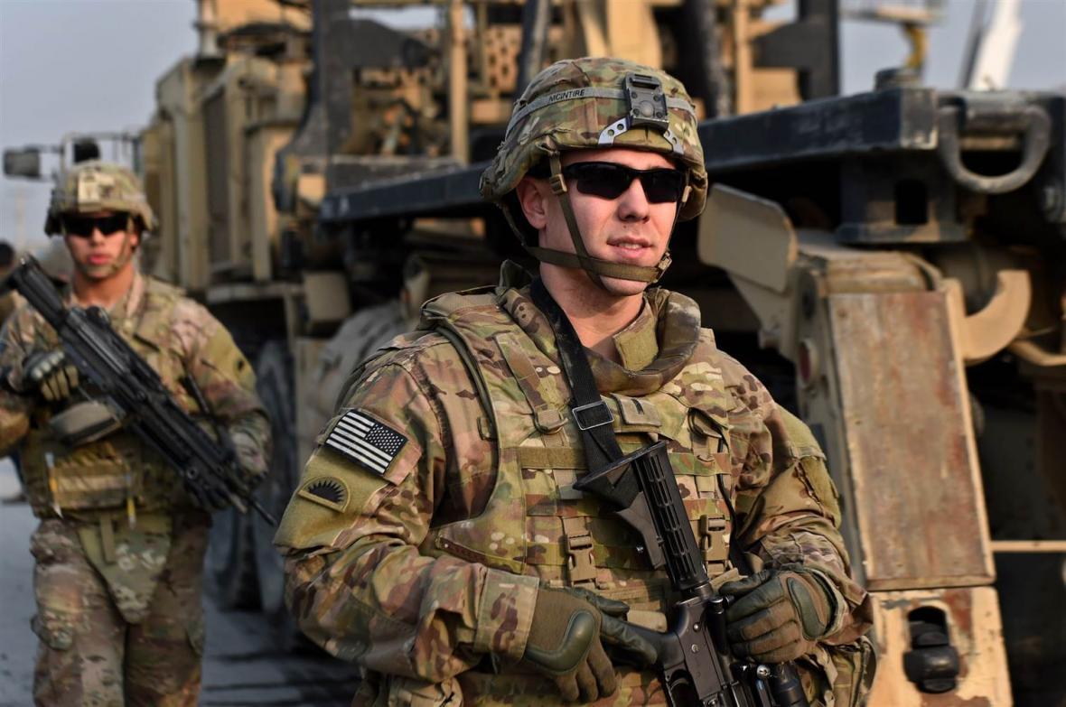 سخنگوی نیروهای آمریکایی: دستوری برای کاهش نیرو در افغانستان دریافت نکرده ایم