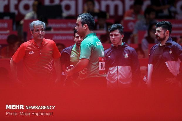 رقابت 12پینگ پنگ باز برای مشخص ترکیب تیم اعزامی به مسابقات جهانی