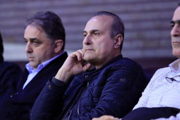 رامین طباطبایی: بسکتبال ایران به دنبال میزبانی های بزرگ است