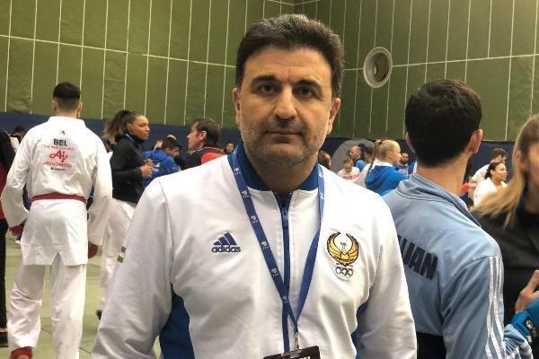 سلطانی: کاراته ایران بهترین تیم دنیاست، نگاه ما مرحله پایانی است