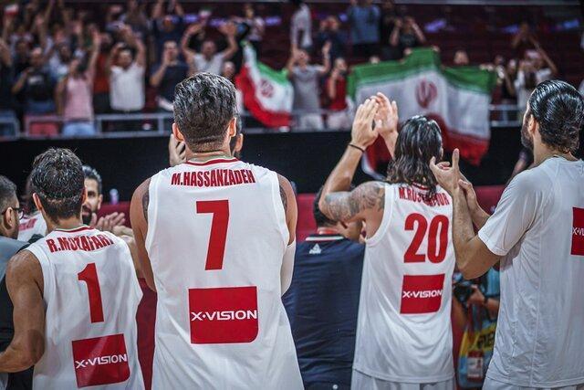لیست تیم ملی بسکتبال اعلام شد، کاپیتان صمد غایب بزرگ