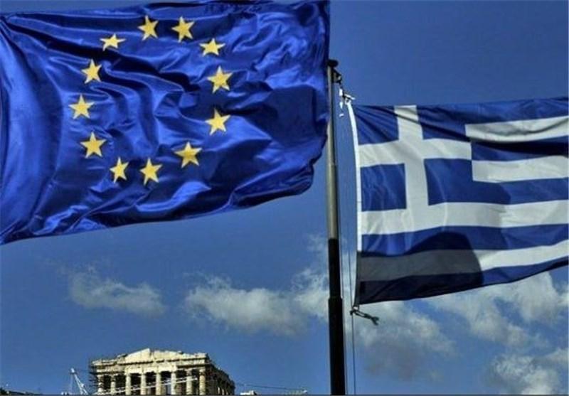 موافقت وزرای دارایی یورو با شروع مذاکرات بسته نجات اقتصادی جدید با یونان