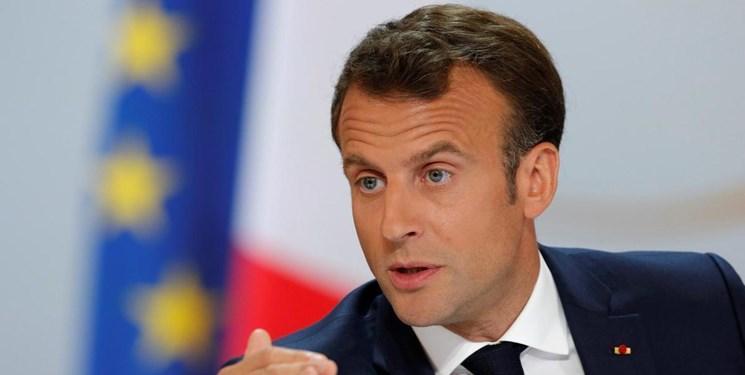 ماکرون: شرایط ویژه در فرانسه تا 11 ماه آینده تمدید می یابد