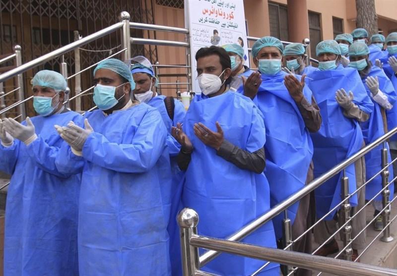 کرونا در پاکستان، آمار عجیب مبتلایانی که از امارات بازگشته اند؛ تعداد بیماران به 13328 نفر رسید