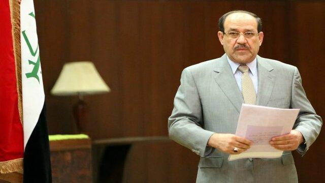 مالکی: درخواست الکاظمی برای مشارکت در دولت آینده عراق را رد کردیم