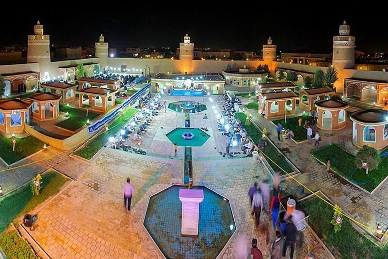سفری به نجف آباد اصفهان