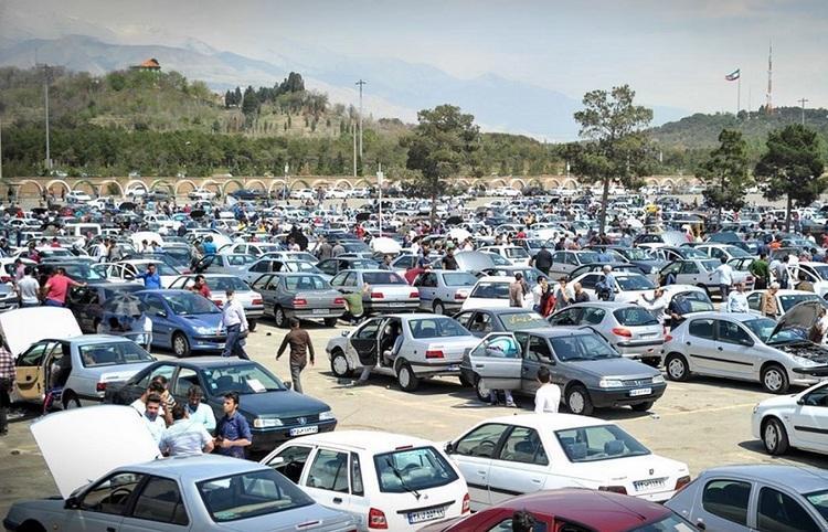 قیمت انواع خودروهای سایپا و ایران خودرو در بازار امروز 24 اردیبهشت 99؛ تداوم کاهش قیمت خودرو