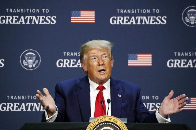 ترامپ: اعتراضات ربطی به من ندارد!