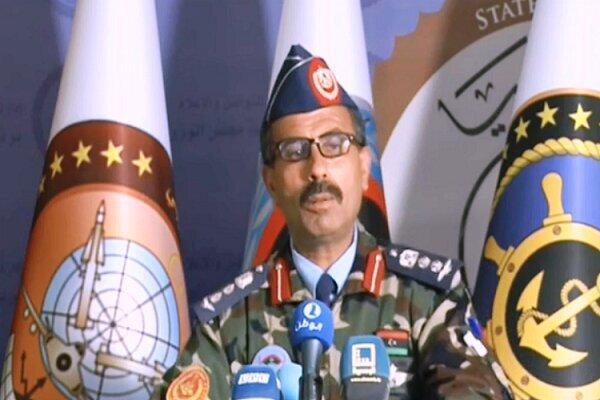 مقام نظامی لیبی خطاب به السیسی: دهانت را ببند!