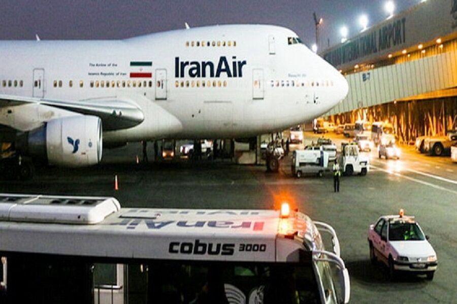 خبرنگاران شینهوا: پروازهای خارجی به ایران از سرگرفته شد