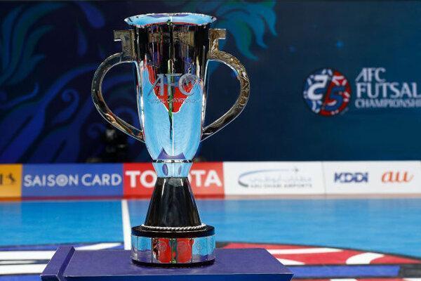 کویت میزبان جدید جام ملت های فوتسال آسیا؟