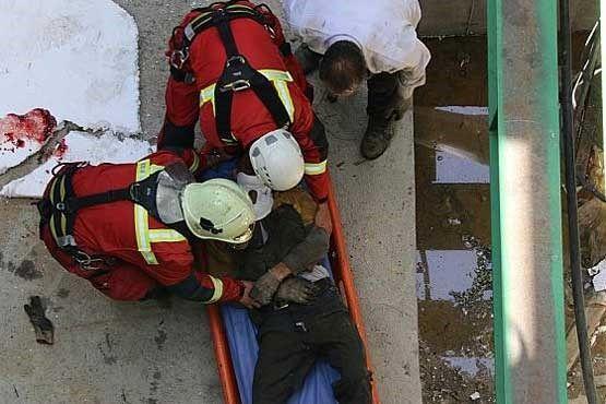 خبرنگاران پسر 16 ساله تهرانی با سقوط به چاهک آسانسور جان باخت