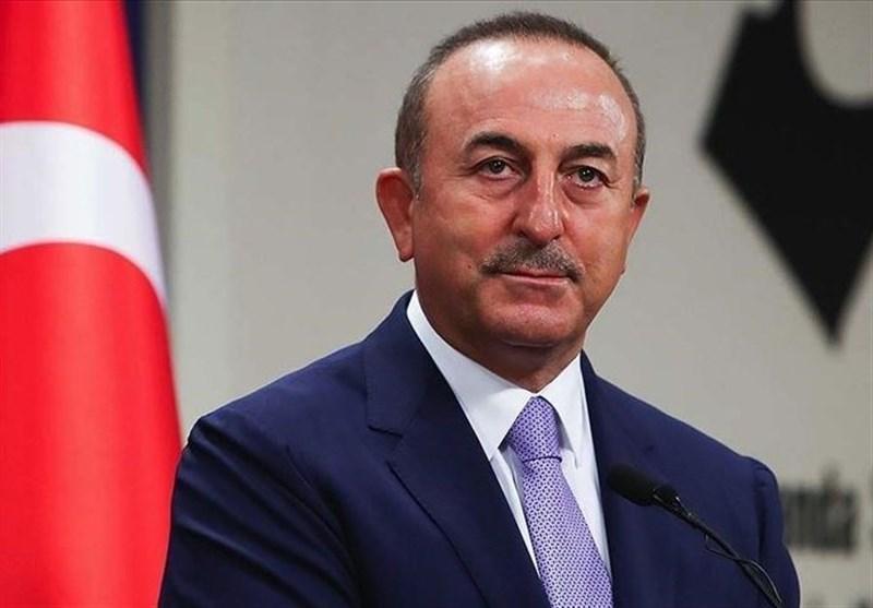 چاووش اوغلو در ملاقات سفیر جمهوری آذربایجان: تنها راهکار مسئله قره باغ عقب نشینی ارمنستان است