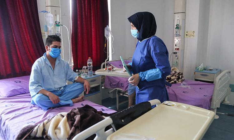 آمار کرونا در ایران امروز 25 مرداد 99؛ 161نفر فوت و 943 تن بستری شدند